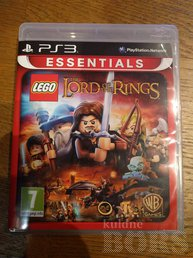 PS3 LORD OF THE RINGS