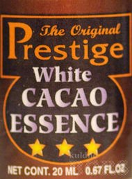 WHITE CACAO ESSENTS