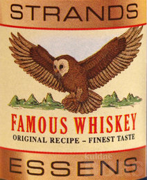 FAMOUS WHISKEY ESSENTS