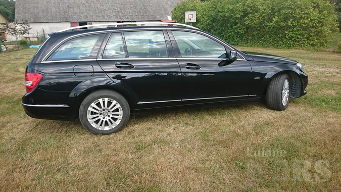MB C180 AVANTGARDE BLUEEFFICIENCY 2.143 CDI 88 KW -11
