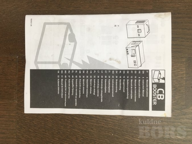 986119790f0 AKULAADIJA/KÄIVITUSABI DECA CLASS BOOSTER 220A 12/24V, müük ...