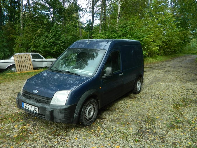 FORD TRANSIT CONNECT T220LX 1.8 55 kW