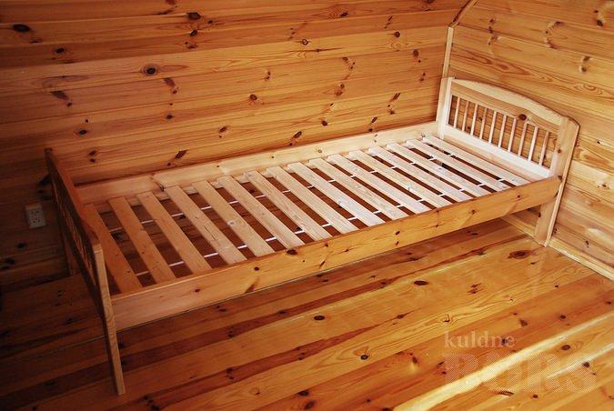 säng ja sohva tartus ~ mÄnnipuidust voodi koos vedrumadratsiga, müük, kuulutus