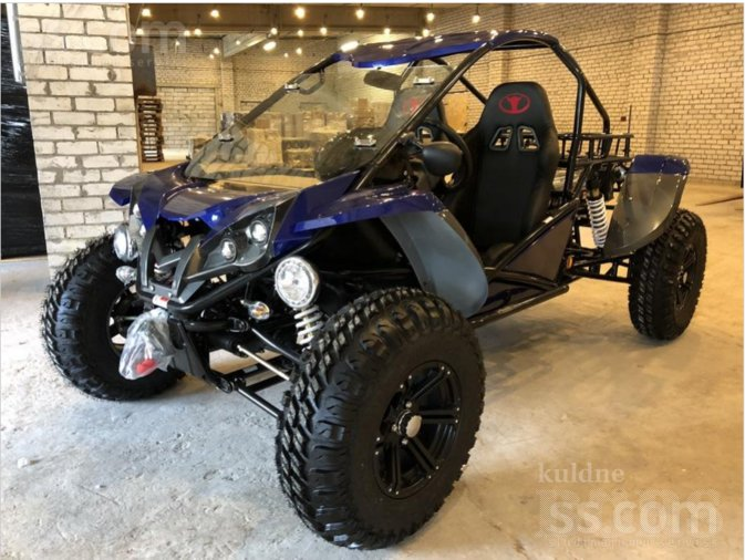 BRAND NEW RENLI 1100 BUGGY 4X4 EEC STREET LEGAL