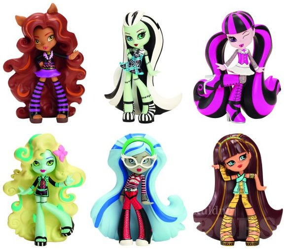 cbeb69886f6 MONSTER HIGH NUKUD - VINYL COLLECTION, müük, kuulutus 51225808 ...