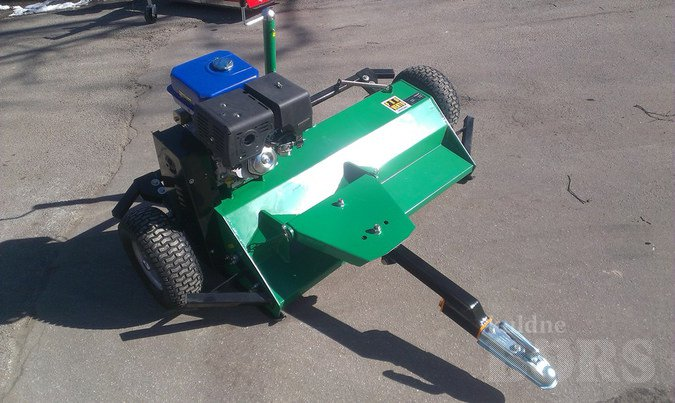 ATV FLAIL MOWER 16 HP, NETTO PRICE, 4 DIFFERENT MODELS AVAILABLE